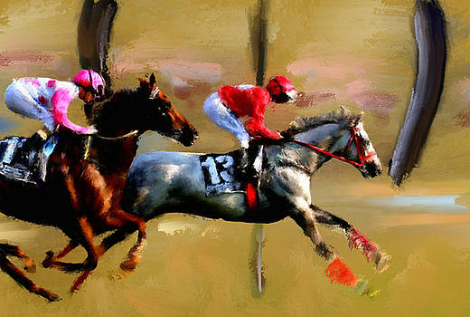 The Finish by Brian Tones
