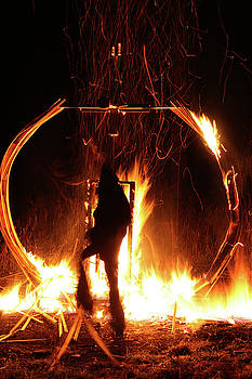 The Fire Dancer by Dave Brooksher