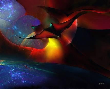 The Firebird by Wolfgang Schweizer