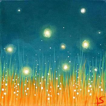 The Firefly Dance by Lisa Stevens