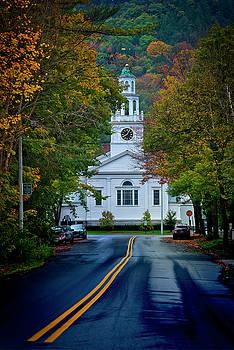 The First Congressional Church by Matt Shiffler