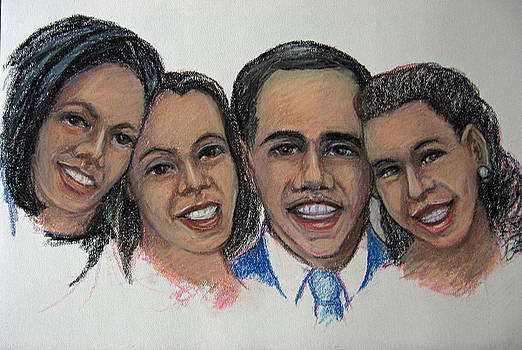 The First Family by John Cummings