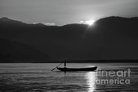 The First Ray of Light by Kiran Joshi