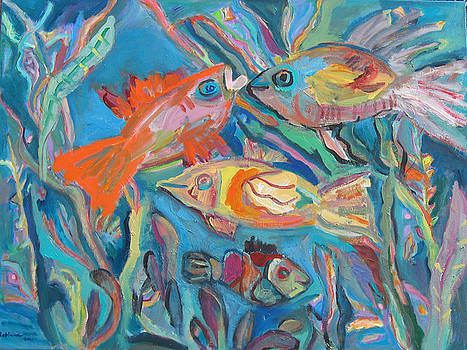 The Fish by Marlene Robbins
