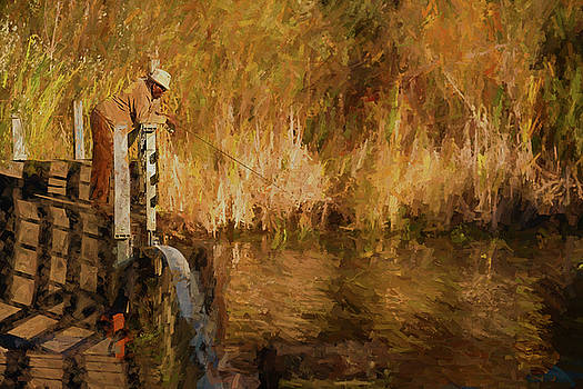 Mike Penney - The Fisherman