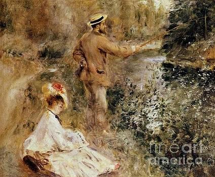 Renoir - The Fisherman
