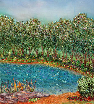 Ana Sumner - The Fishing Pond