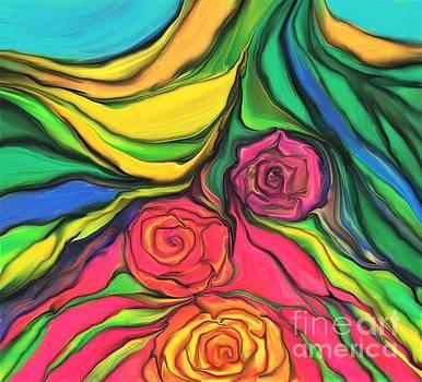 The flow by Hilda Lechuga