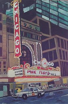 The Floyd In Chicago by Jeffrey Foti