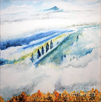 The Fog by Tracy Rose Moyers