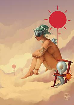 The Fool by Octavio Cordova