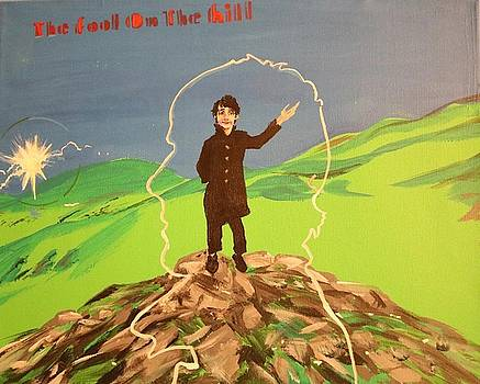 The Fool On The Hill by Jonathan Morrill
