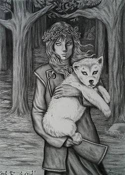 The Forest Girl by Noreen Scully