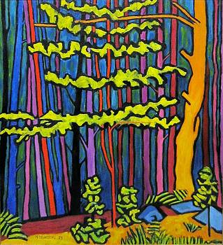 The Forest by Nicholas Martori