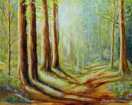The Forest's Spell by Ida Eriksen