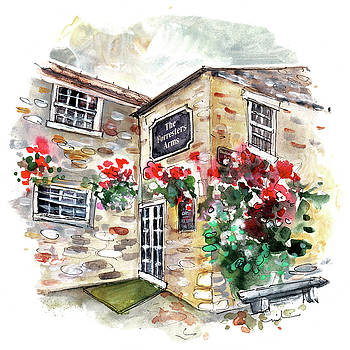 The Forresters Arms In Kilburn by Miki De Goodaboom