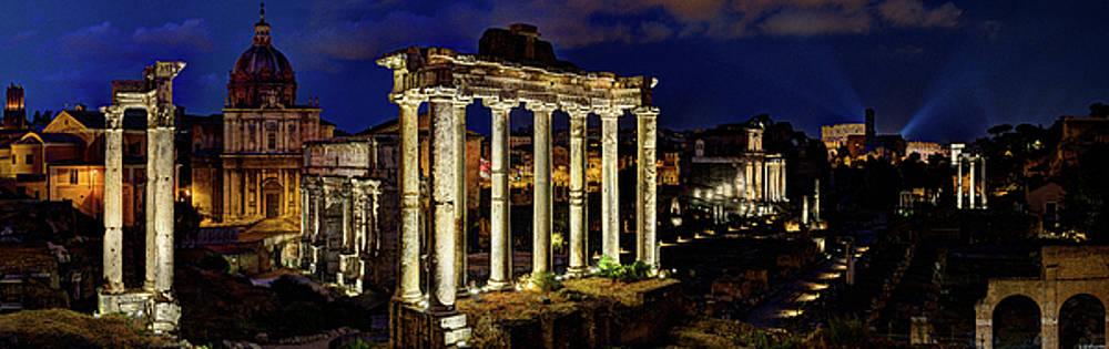 Weston Westmoreland - The Forum at Night
