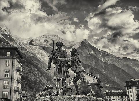 the Founder of Alpinism by Baptiste De Izarra