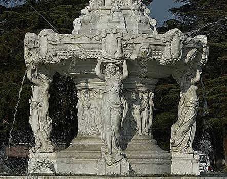 Tommi Trudeau - The Fountain at Valhalla 2