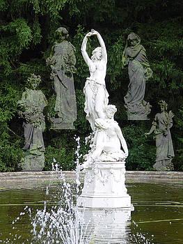 The Fountain of four Seasons by Reni Boisvert