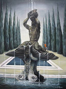 The Fountain of Triton by Judy Merrell