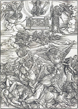Albrecht Durer - The Four Avenging Angels