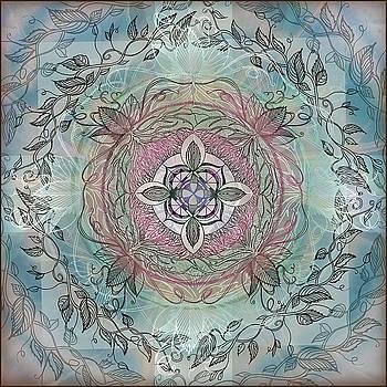 The Four Directions - A Medicine Wheel by Brenda Erickson