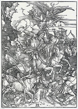 Albrecht Durer - The Four Horsemen