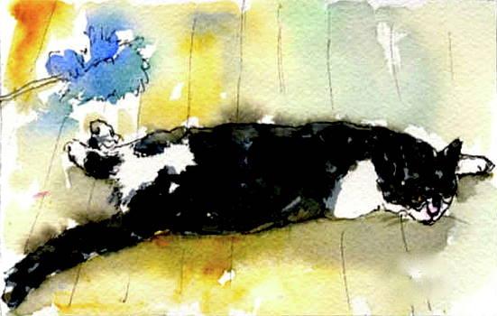The Fox by Patsy Walton