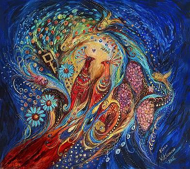 The fragrance of night by Elena Kotliarker