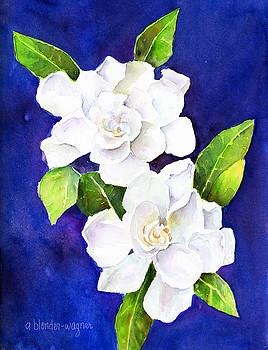 The Fragrant Gardenia by Arline Wagner