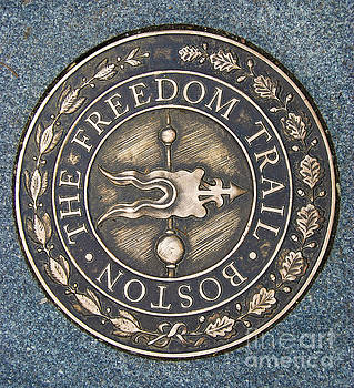 The Freedom Trail by Charles Dobbs