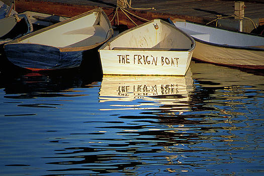 The Frig'n Boat by Rod Kaye