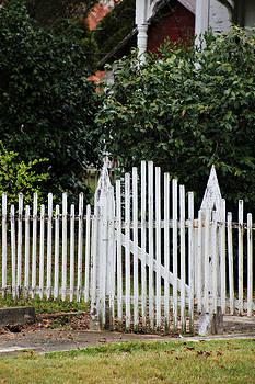 The Front Gate by Lynn Jordan