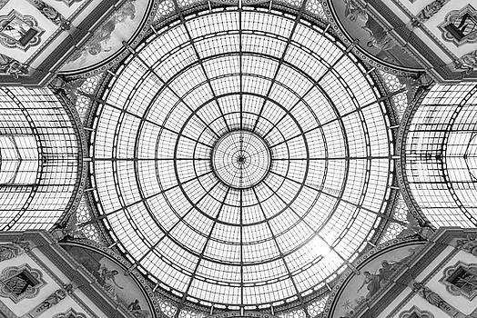 The Galleria Vittorio Emanuele II - Milan / Italy by Massimo Mazza
