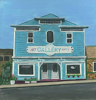The Gallery by Gail Finn