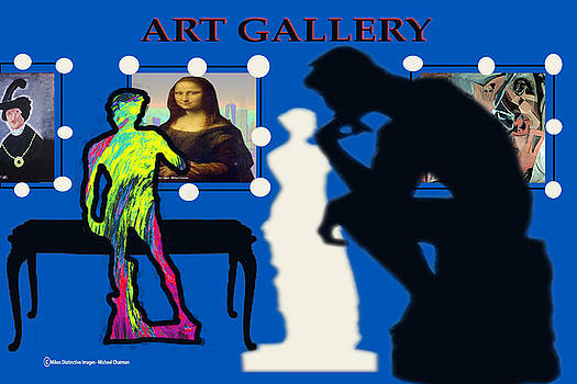 The Gallery by Michael Chatman