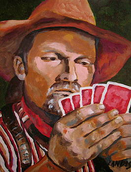 The Gambler by Denise Landis