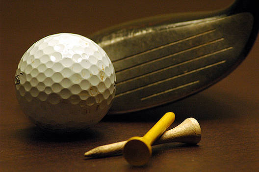 The Game Of Golf Part 4 by David Weeks