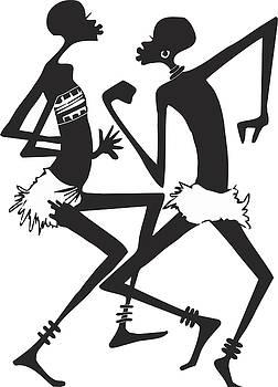 The Ganda Dance by David Basasira