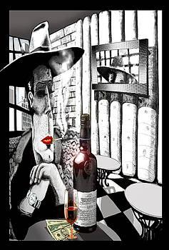 The Gangster by Jose Roldan Rendon