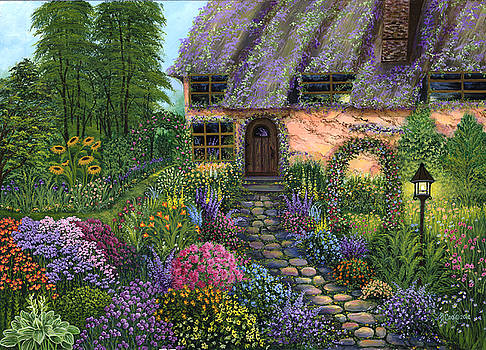 The Garden by Bonnie Cook