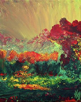 The Garden by Karen Nicholson