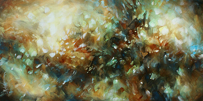 The Garden by Michael Lang