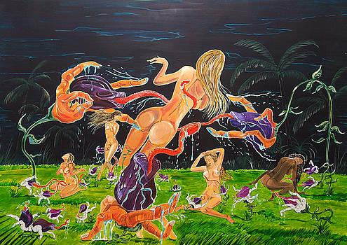 The Garden of Delights by Lazaro Hurtado