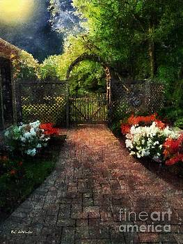 The Garden Path by RC DeWinter