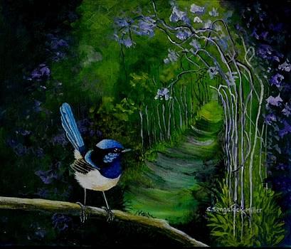 The Garden Path by Sandra Sengstock-Miller