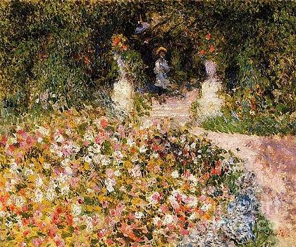 Renoir - The Garden