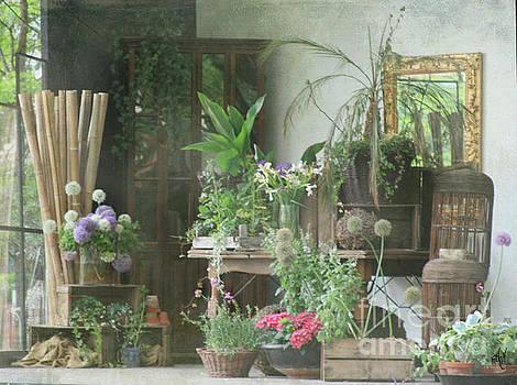The Garden Room by Victoria Harrington