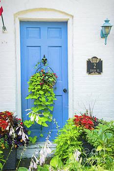 The Gardened Door by Marilyn Cornwell